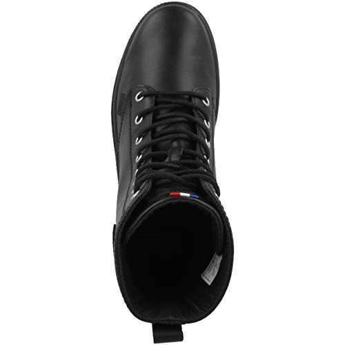 Of A Black Alto W 95527 Palladium Sneaker Donna 008 Lea Plboss Collo XpwxqO5