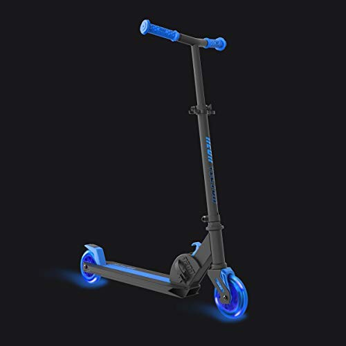 Amazon.com: Neon Vector, Patinete LED para niños, tamaño ...