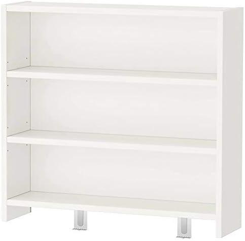 Ik ea PÅHL Estantería librería de escritorio, blanco, verde, 64 x ...