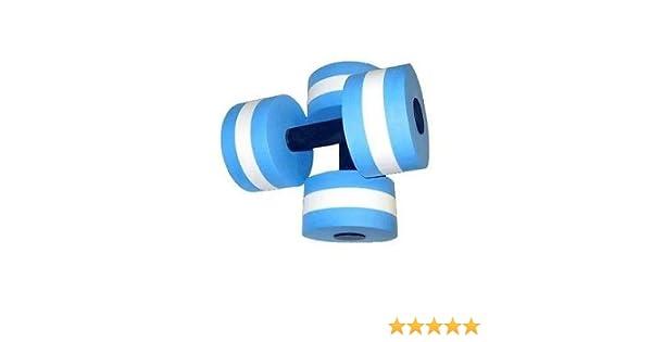 35de00c60a4 Amazon.com : Water Aerobics Dumbbell Medium Aquatic Barbell Aqua Fitness  Pool Exercise : Sports & Outdoors