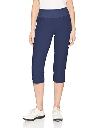 PUMA Golf 2018 Women's Pwrshape Capri, Peacoat, Large
