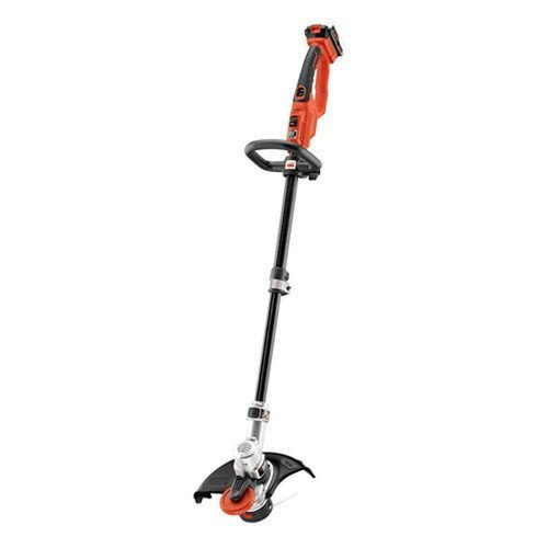 Factory-Reconditioned-Black-Decker-LST400R-20V-MAX-Cordless-Lithium-Ion-High-Performance-12-in-Straight-Shaft-String-Trimmer-by-BLACKDECKER