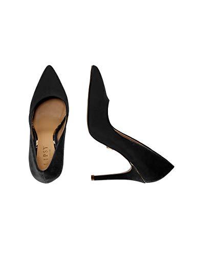 4 Lipsy Con Salón 37 uk De Eu Ribetes Zapatos Mujer Negro 7qrBwv76