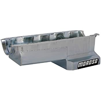 """Moroso 20405 8"""" Stroker Oil Pan for Chevy Big-Block Engines"""