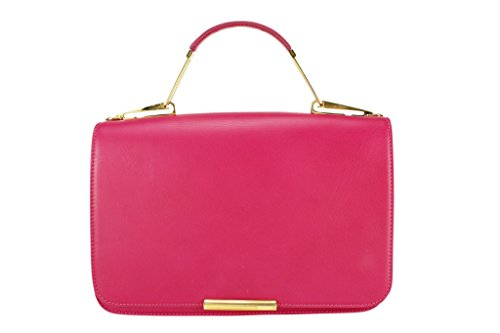 new-emilio-pucci-womens-shoulder-bag-pink-calf-leather
