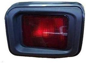REAR BUMPER TAIL LIGHT FOG LAMP FOR PAJERO//MONTERO IO Shogun Pinin H6/_W H7/_W 1999-2007