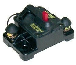 (Automotive Circuit Breaker, CB185, 70A, 42V)
