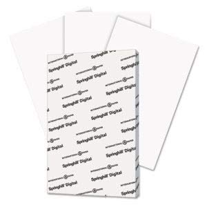 Springhill Digital Index White Card Stock, 11 x 17, 250 Sheets/Pack (SGH015334) (4 Pack)