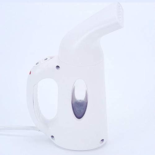 Creative Maison Petite brosse à vapeur portable Fer à vapeur Fer à repasser électrique à main Blanc Fer à repasser électrique portable