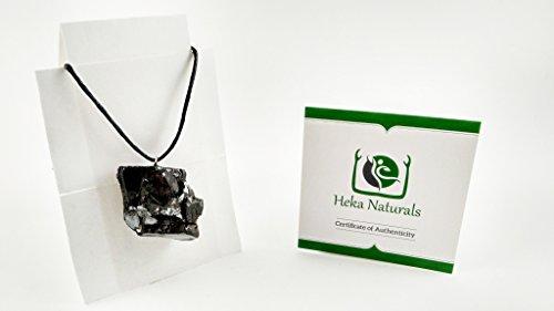 elite-shungite-pendant-necklace-natural-stone-chakra-crystal-healing-energy-karelia-russia