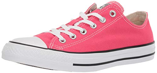 Converse Unisex Chuck Taylor All Star 2019 Seasonal Low Top Sneaker Strawberry Jam 7.5 M US