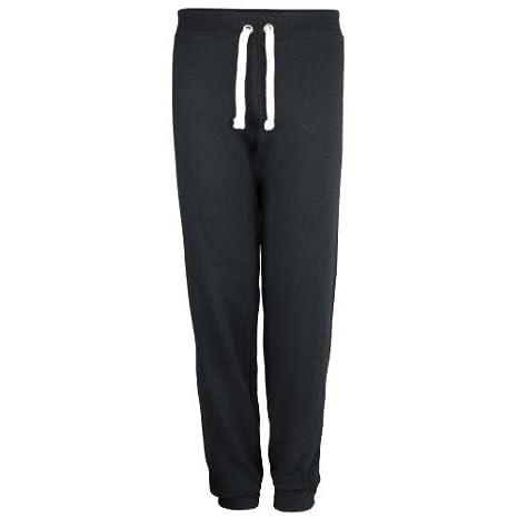 Awdis - Pantalones de chándal con puños para mujer/chica (Pequeña ...