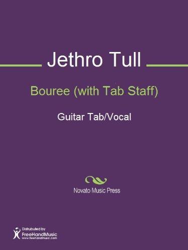 (Bouree (with Tab Staff))
