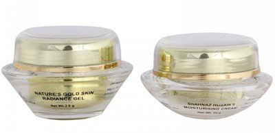 (Shahnaz Husain 2-in-1 Anti Ageing Gel(40 G) )