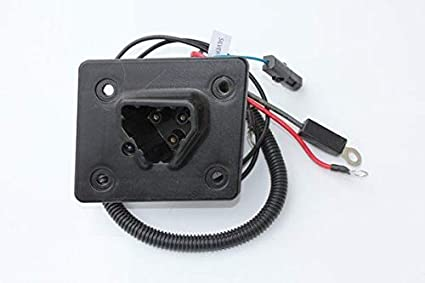 image unavailable  image not available for  color: 3g charger receptacle  for ezgo rxv & ezgo txt 48 volt