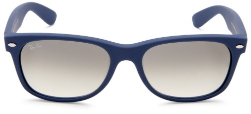 Ban Lunettes soleil Light Wayfarer Ray nbsp;New Rubber Blue RB2132 55 de nbsp;mm dYfAwI