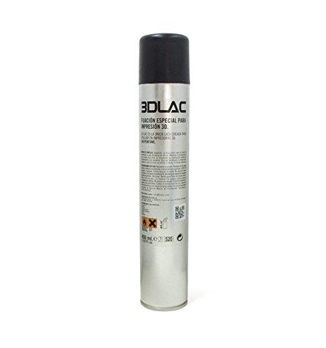 3dlac Colle en spray pour adhérence parfaite sur le lit Impression Imprimante 3D