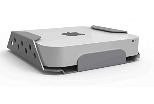 Maclocks MMEN76 Mac Mini Security Mount Enclosure (Silver) by Compulocks (Image #6)