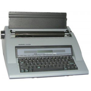 Swintec 2416dm Typewriter by Swintec