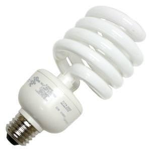 TCP 2893227751K 32-watt 5100-Kelvin Springlamp Light Bulb Medium Base, 277-volt