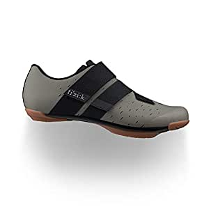 Fizik Zapatillas MTB Terra X4 Powerstrap Marrón-Negro - Talla: 44 ...