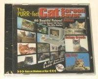 GoCat Purr-fect Cat Screen Saver CD
