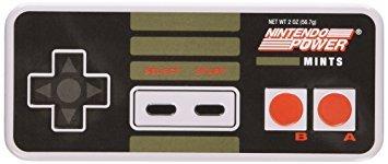 Nintendo Power Mints Display, Peppermint, 2 (Box Stocking)