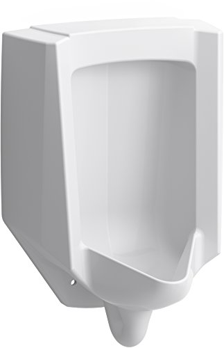 (KOHLER 4991-ERSS-0 Bardon Urinal White)