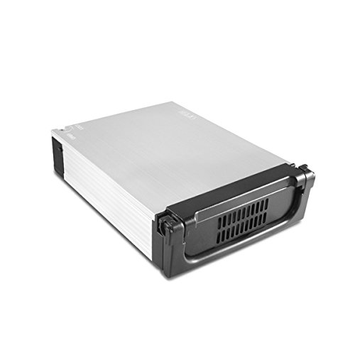 Vantec EZ Swap 3.5-Inch SATA/SAS HDD Mobile Rack, Tray Only (MRK-320ST-BKC)