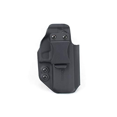 Black Arch Rev-Con Reversible Convertible Holster for Glock 43/43X - Black