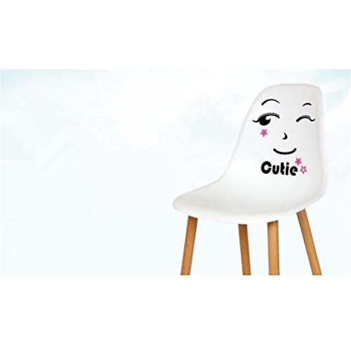 85%OFF Blanche Lynn Lovely Cartoon Waterproof DIY Toilet Seat Decoration Crafts / Bathroom Sticker/ Art Decoration, Pack of 4