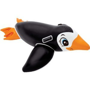 Intex Lil Penguin Ride On - Pool Inflatable