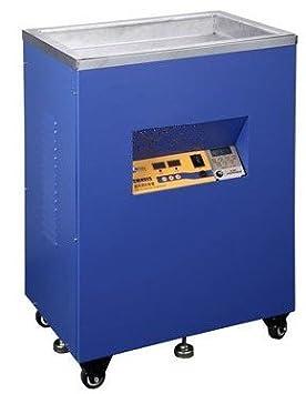 GOWE suministro vertical lata estufa/Pantalla digital Melt Soldadura Pot. Tem: 0 - 400 C: Amazon.es: Bricolaje y herramientas