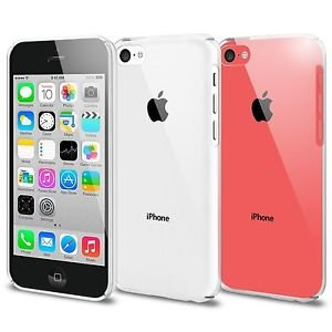 separation shoes bb5a3 5cf5b Inktree brand Transparent hard case cover for Iphone 5c: Amazon.in ...