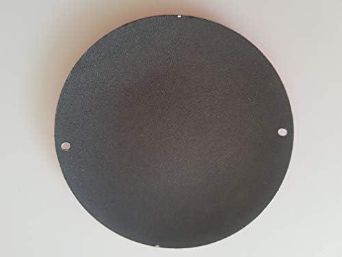 EMAILLE Panneau /Ø 12 cm LAVERDA Italia Enamel Shield GLOSSAR!
