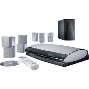 Used, BOSE(R) Lifestyle 38 DVD home entertainment system for sale  Delivered anywhere in USA