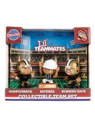 (Lil' Teammates NCAA Officially Licensed 3
