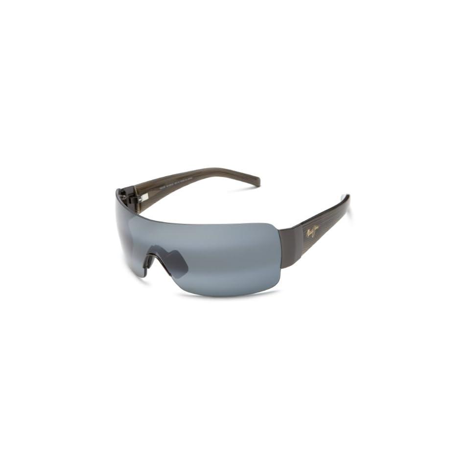 Maui Jim 520 02 Gunmetal / Neutral Grey Honolulu Visor Sunglasses Polarized Fishing