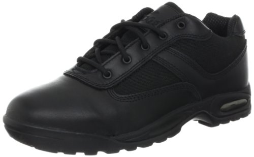 Ridge Footwear Men's Air-Tac Shoe,Black,7 W US by Ridge Footwear