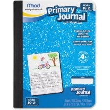 Mead Primary Journal K-2nd Grade - Pack of 12 (ME-09956-CASE) by Mead
