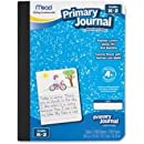 2 Pack Of Paper Primary Journal Early 100 CT