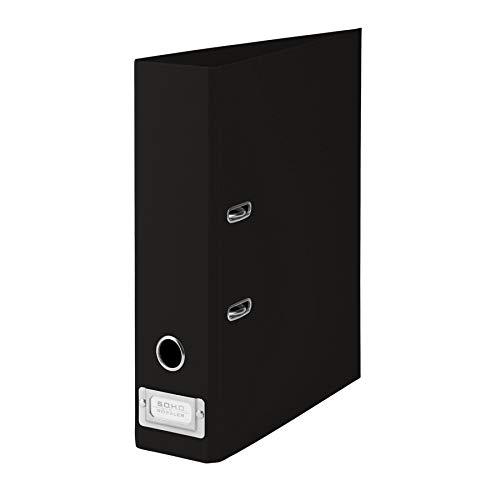 Roessler Papier GmbH & Co KG M. Lever Folder Black 80 mm ()