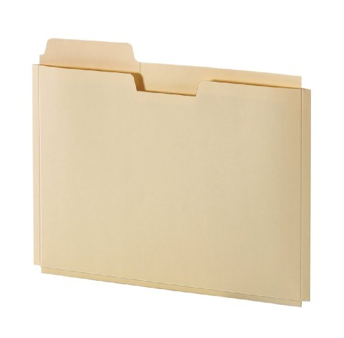 Globe-Weis/Pendaflex Expanding File Folder Pocket, Letter, Manila , 10 File Folder Pockets