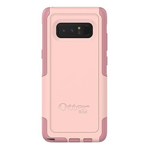 OtterBox COMMUTER SERIES Case for Samsung Galaxy Note8 - Retail Packaging - BALLET WAY (PINK SALT/BLUSH)