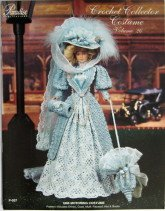 [Crochet Collector Costume (1896 Motoring Costume, Vol. 26)] (Paradise Costumes Volume)