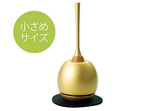 【仏具おりんセット】 cherin(チェリン)ミニ 金色 B015XFD8SM