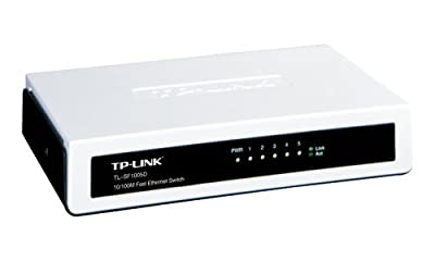 TP-LINK Fast Ethernet Switch
