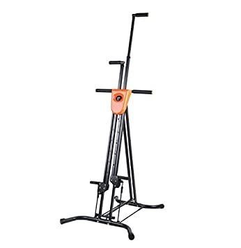 vertical climber climbing machine body exercise home fitness home gym fitness workout machines for home stepper cardio stepper 2 Straps Total Body Workout Climber Machine, 4 options LCD Counter