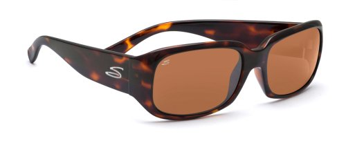 Serengeti Giuliana Sunglasses (Dark Tortoise  - Sunglasses Women Serengeti For