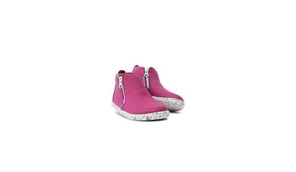 Suela Flexible y Resistente Cierre Dos Cremalleras Laterales IW Tasman Boot Magenta es un bot/ín de Piel Transpirable y Muy Confortable Forro de Lana Merino